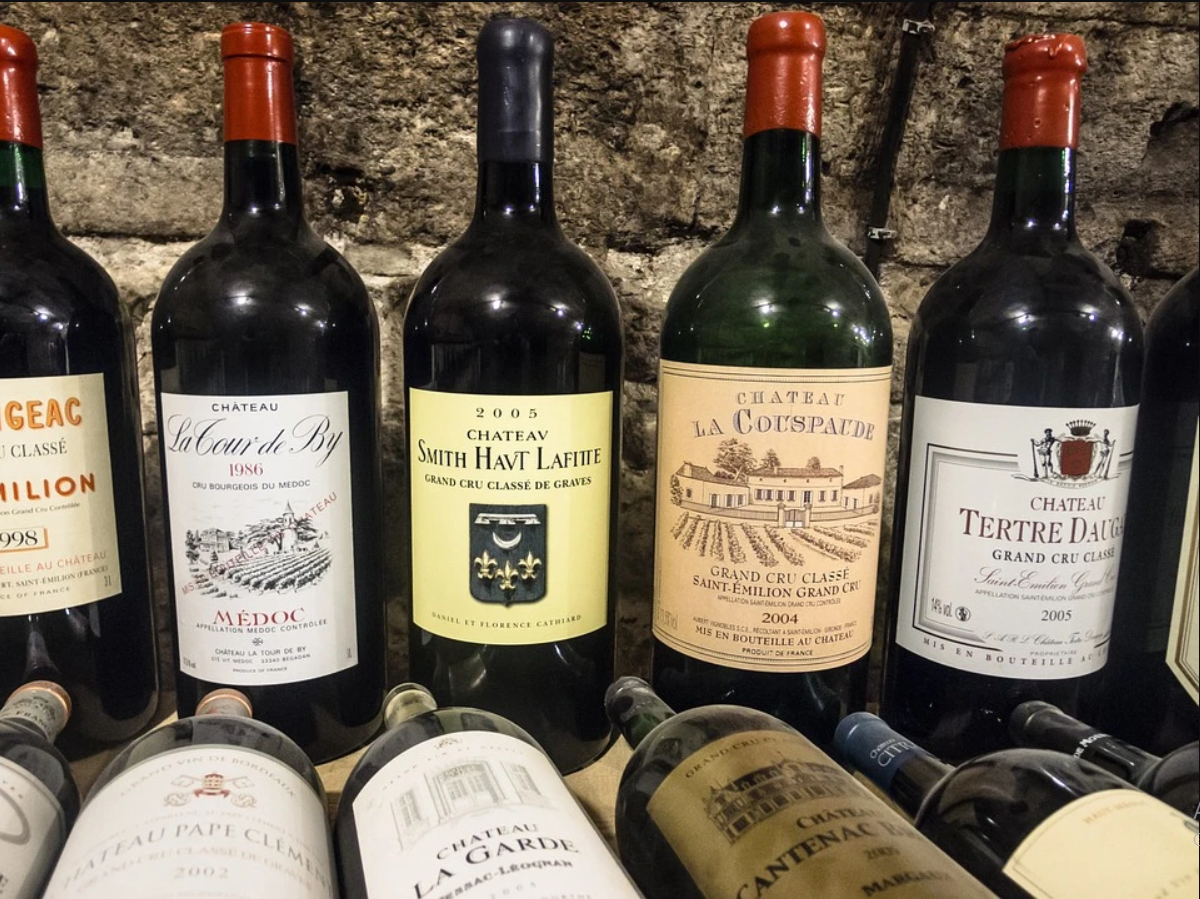The History of Bordeaux Wine