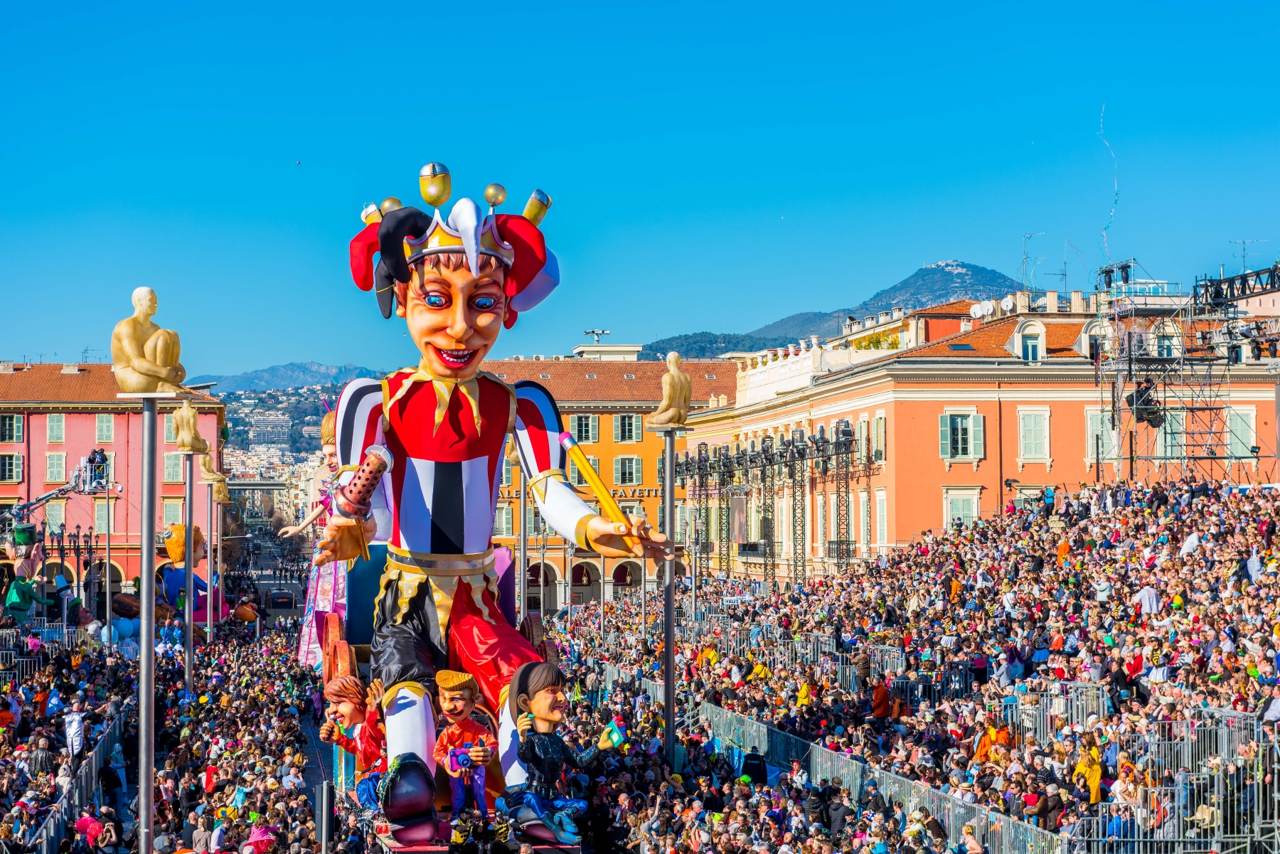 The History of Nice's Carnival