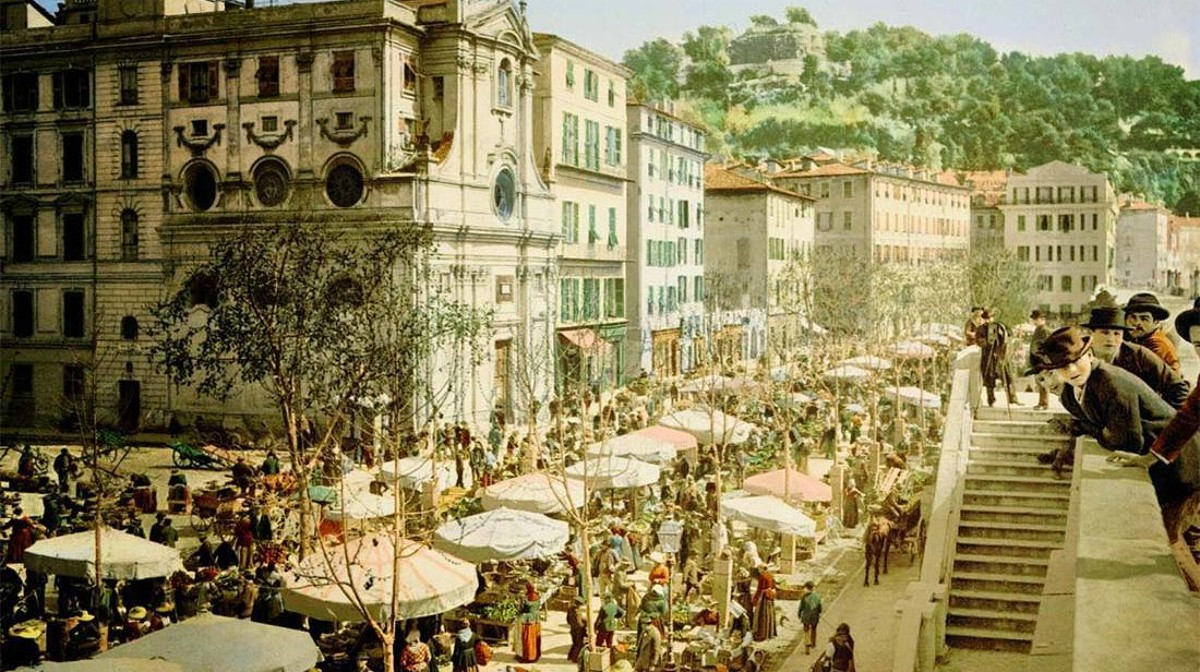 The History of Nice