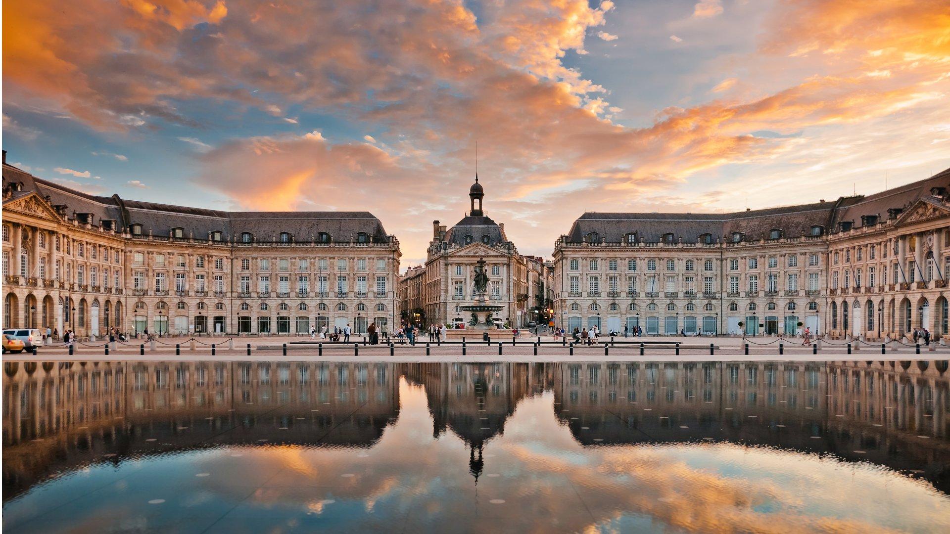 The History of Place de la Bourse