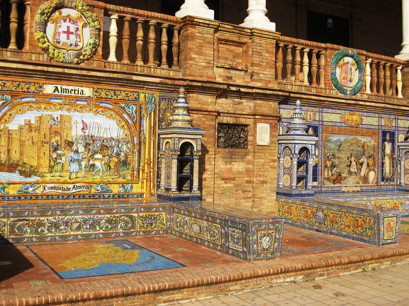 The History of Seville's Artists