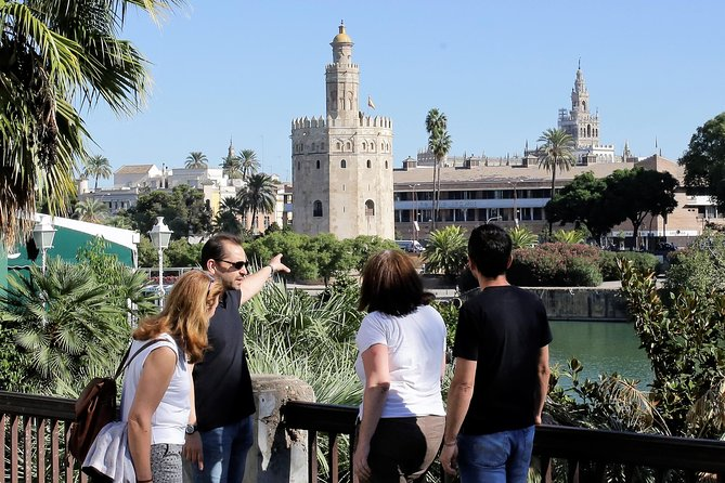 The History of Seville and Tapas
