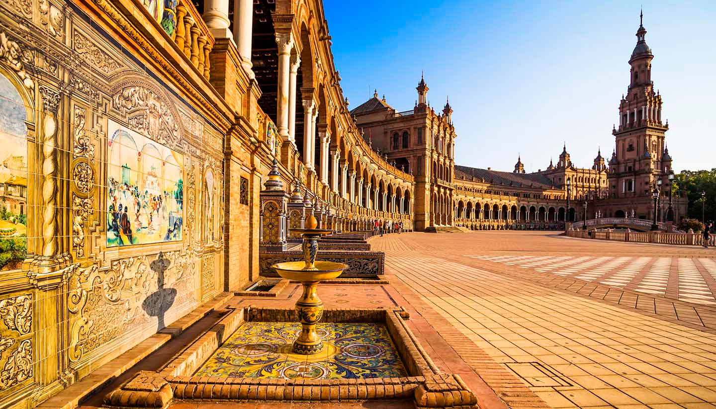 The History of Seville