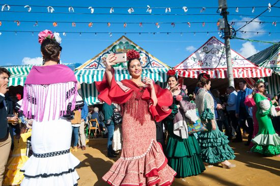 The History of The Seville April Fair