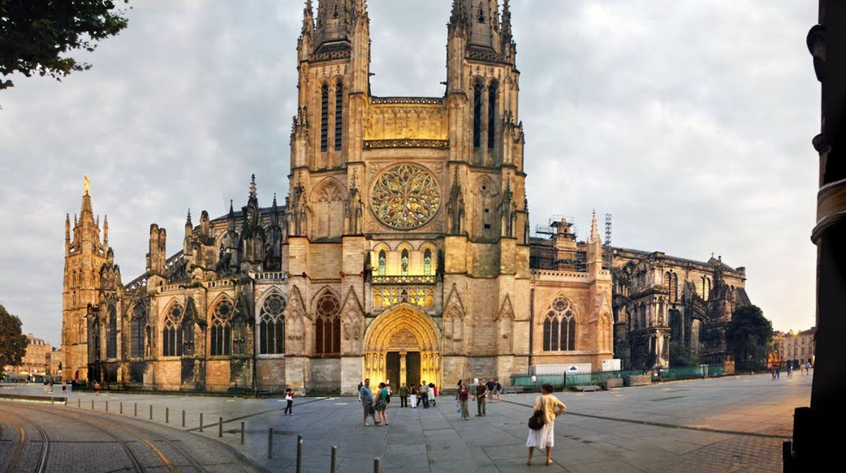 The History of the Bordeaux Cathedral