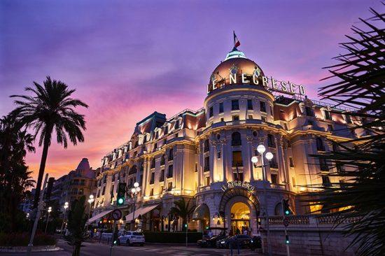 The History of the Negresco Hotel