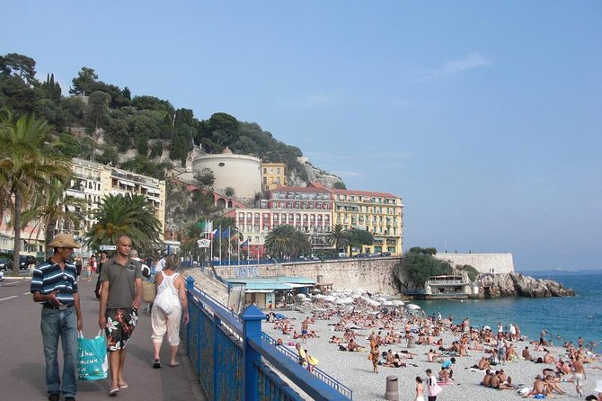 The History of the Promenade des Anglais
