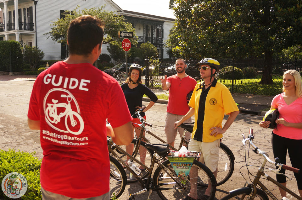 The Neighborhoods of New Orleans: 3.5-Hour Bike Tour
