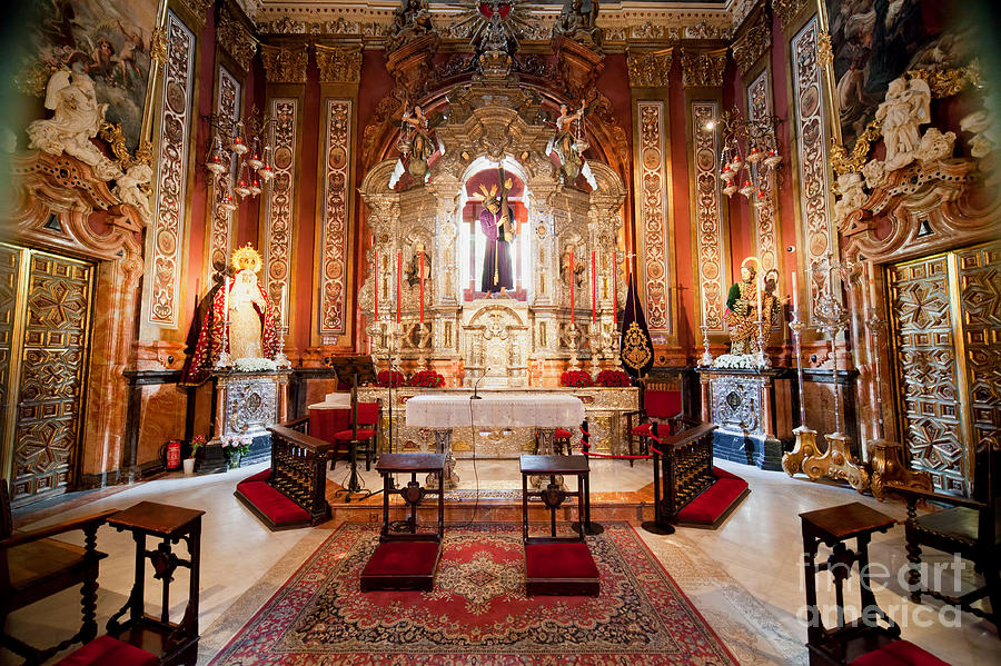 This History of the Seville Cathedral