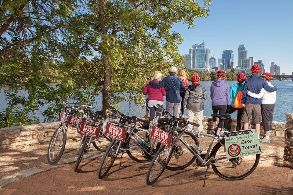 Tour Austin On A Bike Ride