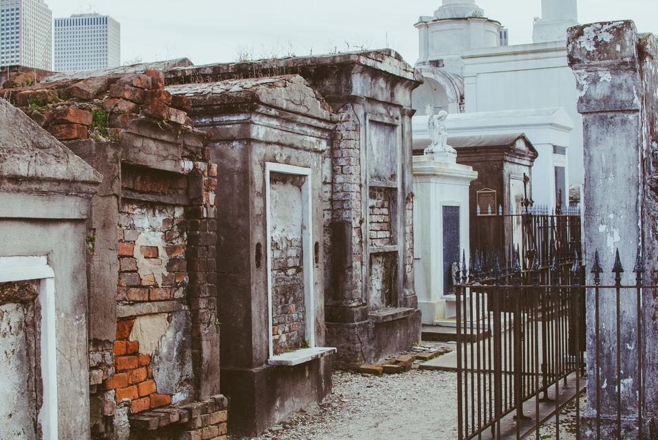Voodoo & Cemetery Tour