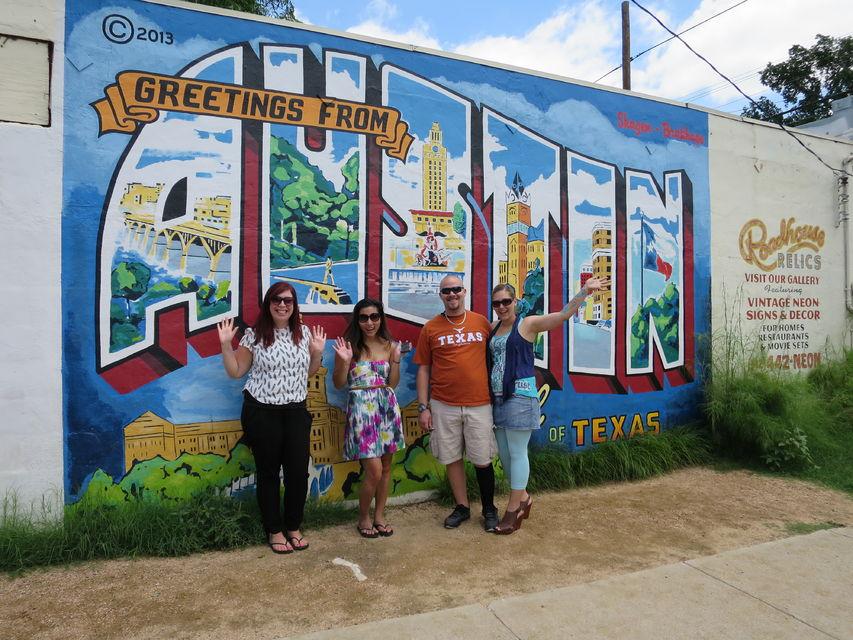 Weird Austin City Tour
