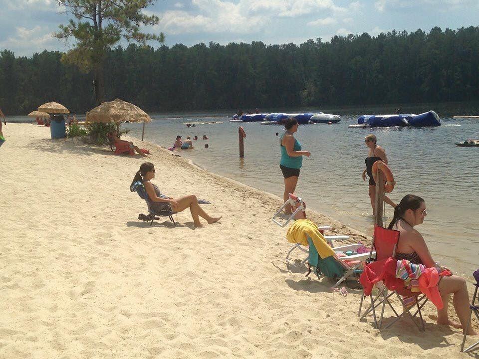 White Sands Lake Beach