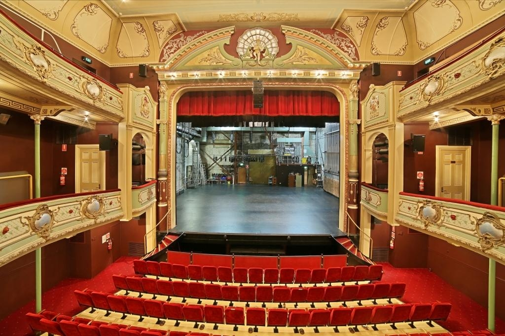 See a show at Theatre Royal