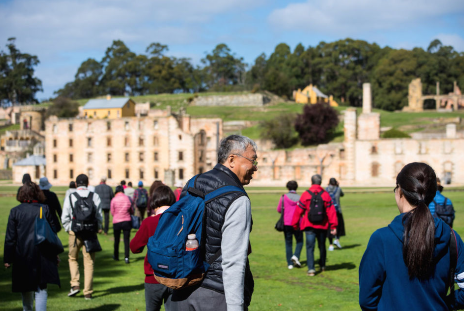 Soak up the history of Port Arthur