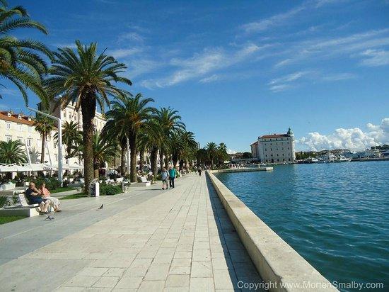 Stroll Down The Promenade