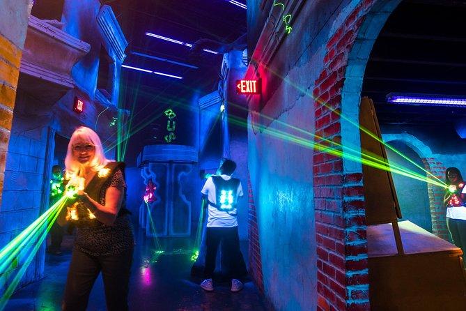 BattleBLAST Laser Tag Las Vegas