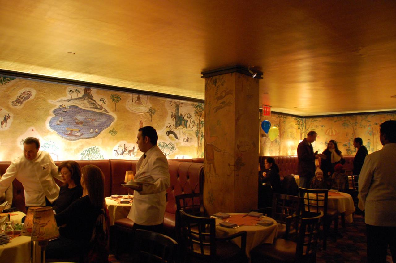 Bemelmans Bar - the Carlyle