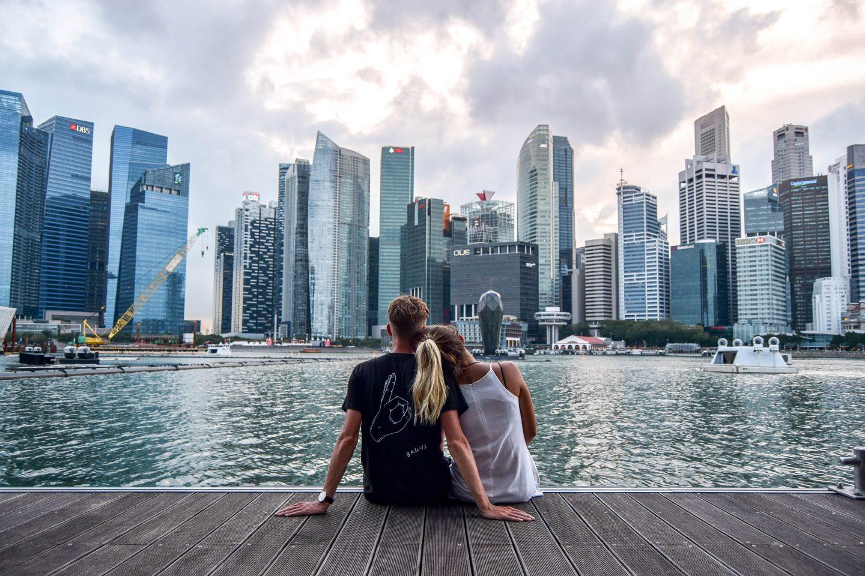 Chill at Marina Bay Sands