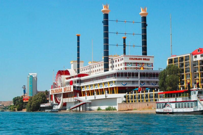 Colorado River Jet Boat Tour