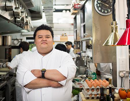 Corner House by Chef Jason Tan