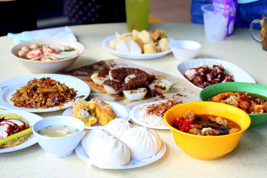 Eat Tiong Bahru Market's hawker food