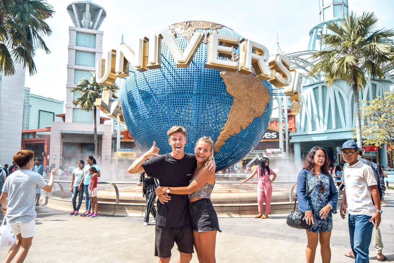 Experience Universal Studios Singapore
