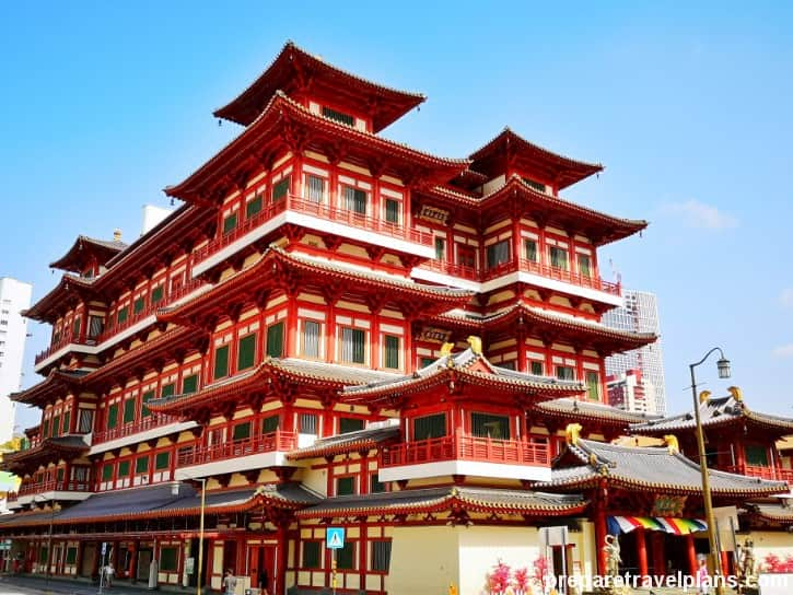 Get wonderfully lost in Chinatown Singapore