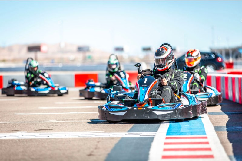 Las Vegas Go-Cart Racing