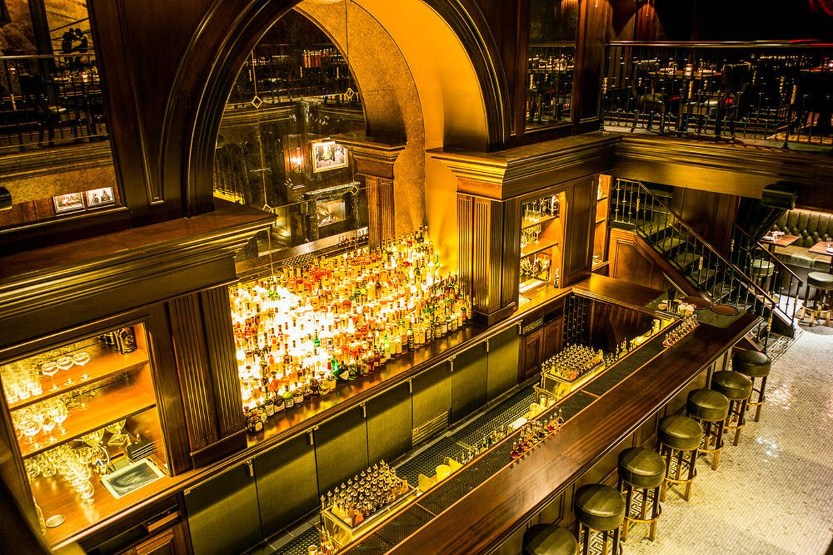 NoMad Bar - NoMad Hotel