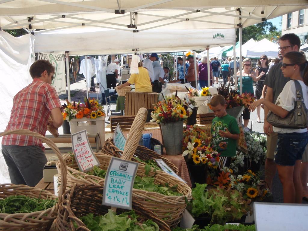 Old South Pearl Street Farmers Market