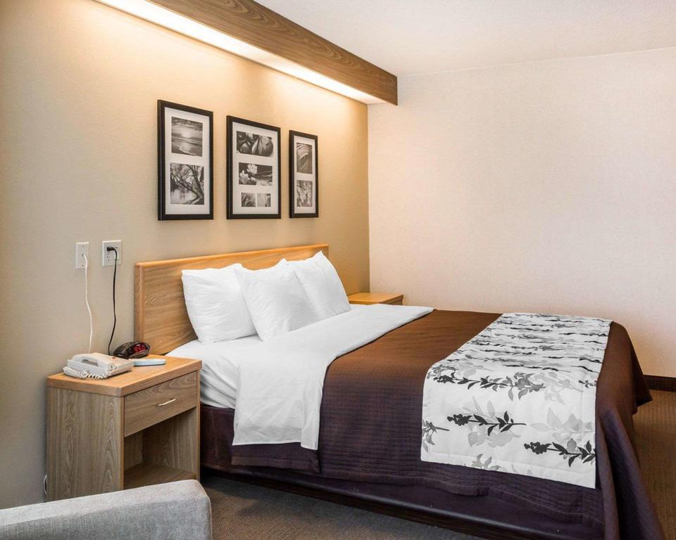 Sleep Inn Lynchburg – University Area & Hwy 460