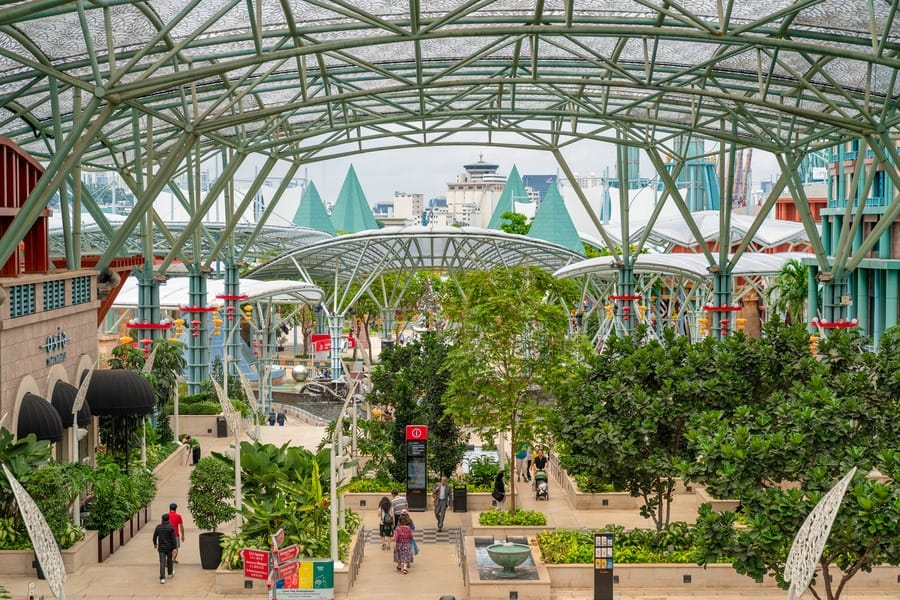 Spend a day or a week exploring Sentosa