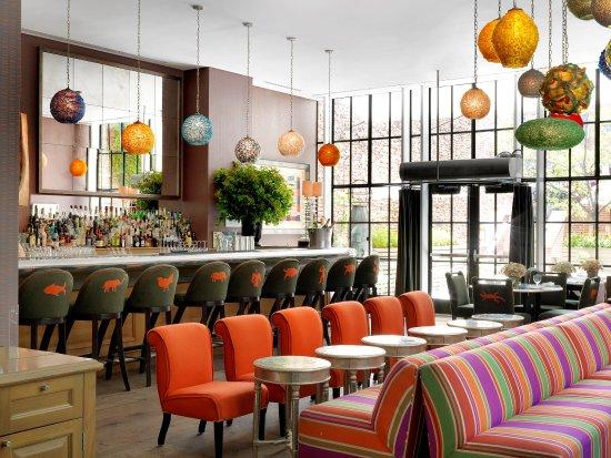 The Crosby Bar - Crosby Street Hotel