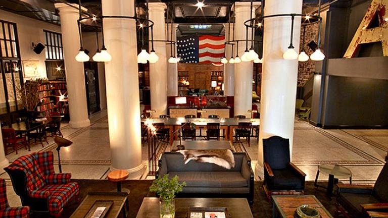 The Lobby Bar - Ace Hotel New York