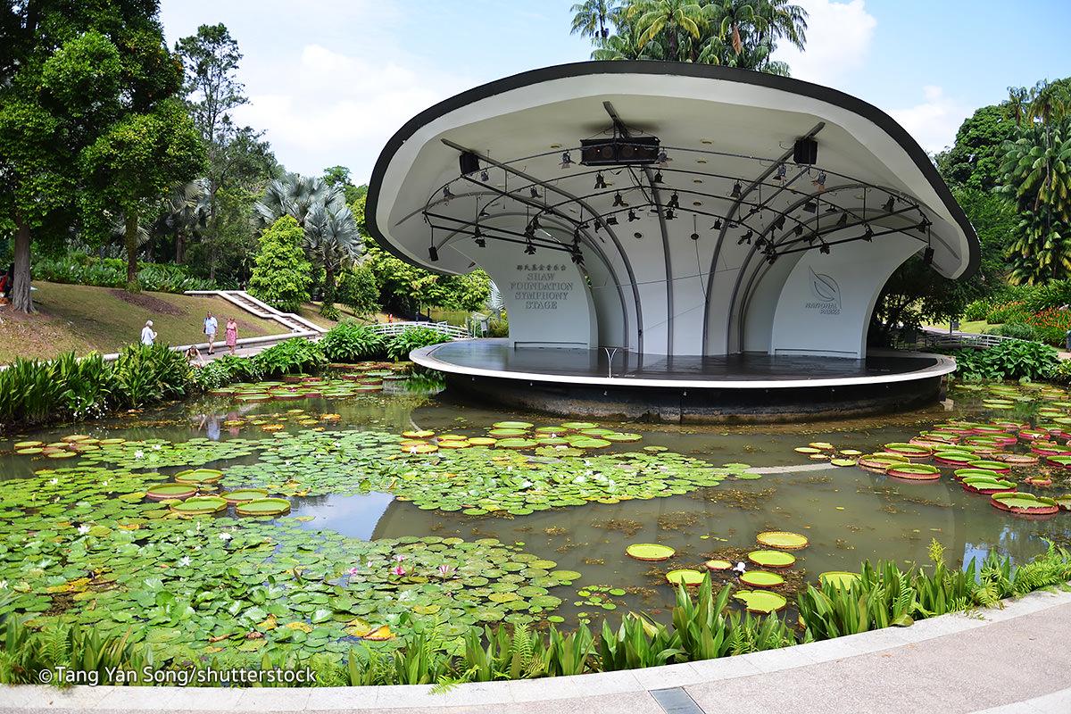Visit Singapore Botanic Gardens