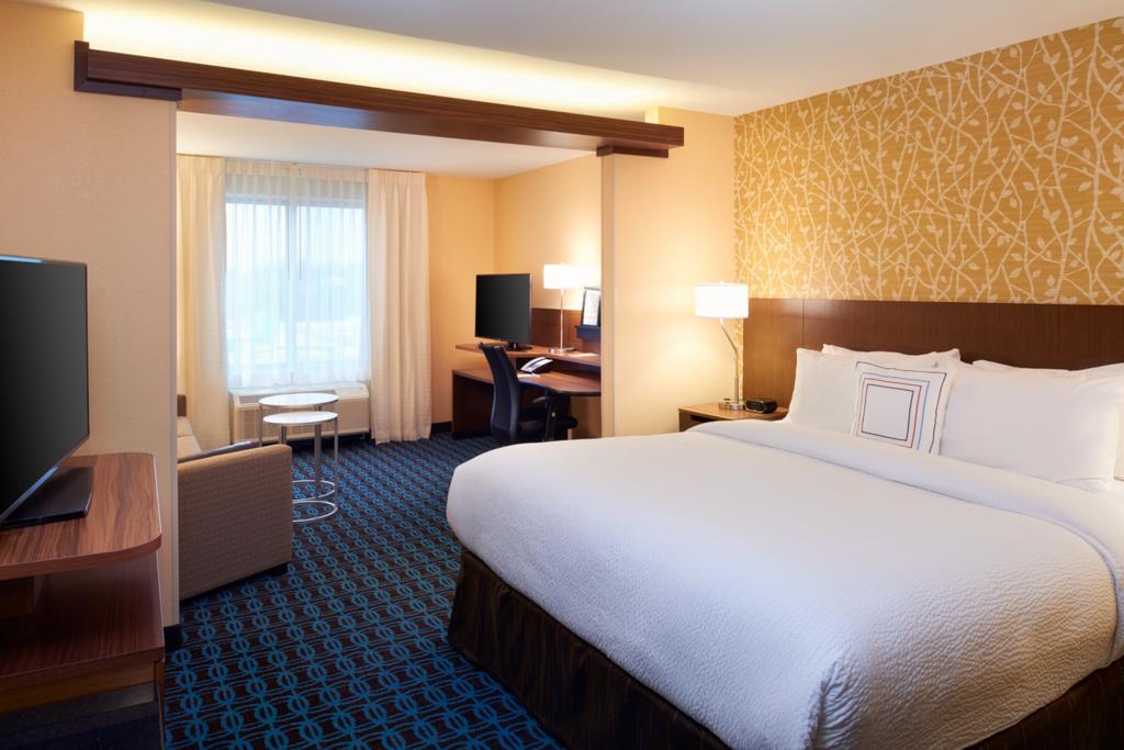 Fairfield Inn & Suites By Marriott Ann Arbor Ypsilanti