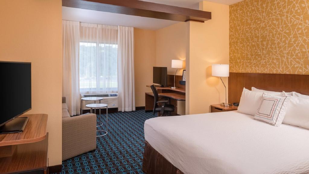 Fairfield Inn & Suites by Marriott Huntington