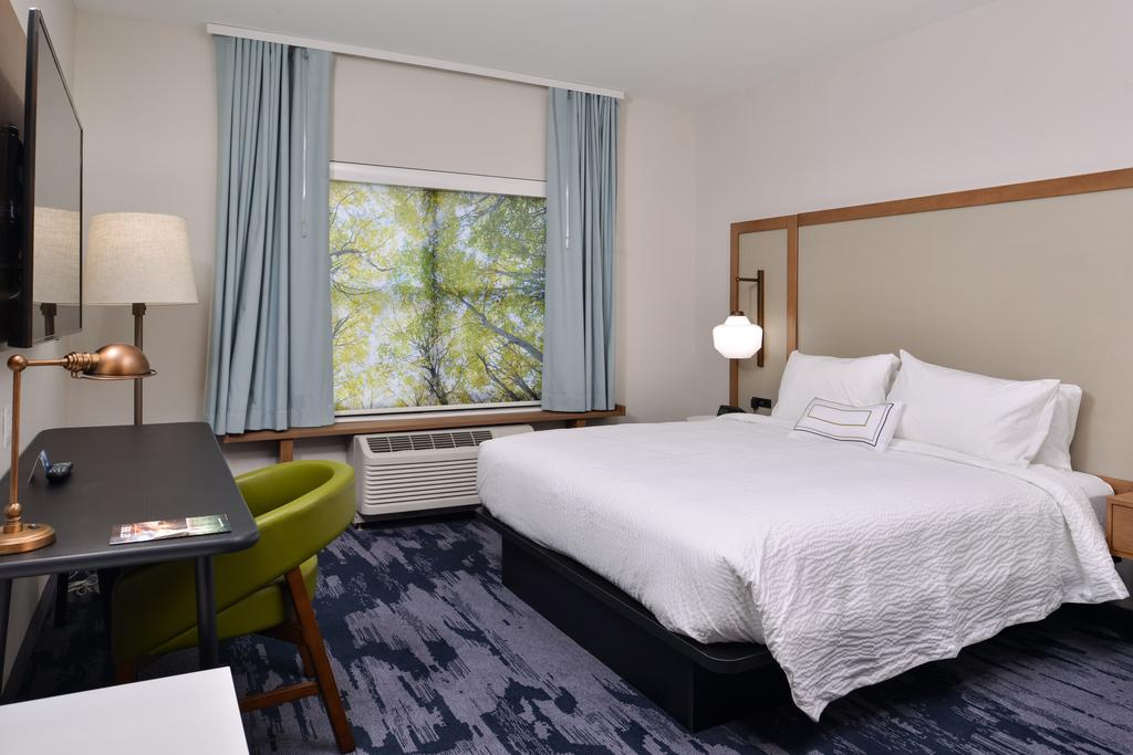 Fairfield Inn and Suites by Marriot Canton