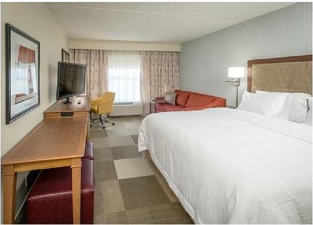 Hampton Inn & Suites Cazenovia, NY