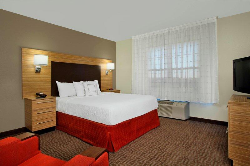 Hotel TownePlace Suites Fort Worth Southwest TCU Area