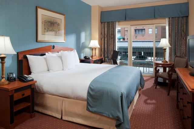 Inn at the Colonnade Baltimore - A DoubleTree by Hilton Hotel