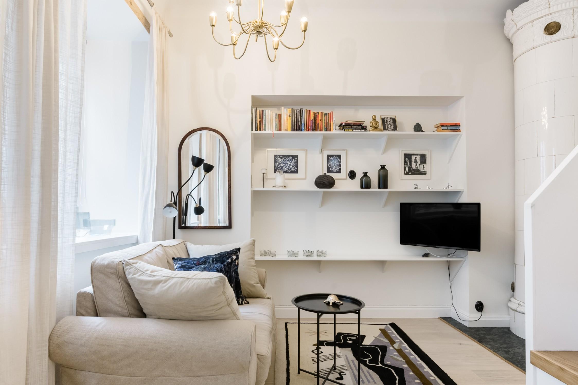Revamped Apartment