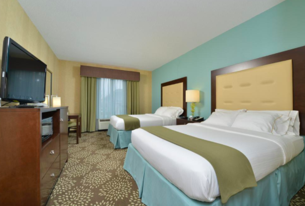 Holiday Inn Express & Suites Sylva / Dillsboro