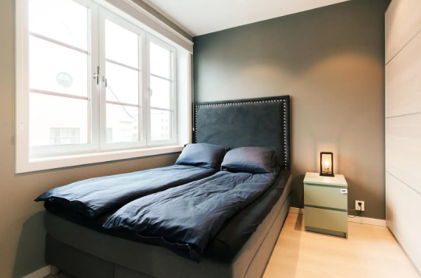 Recentlyrenovated designer apartment