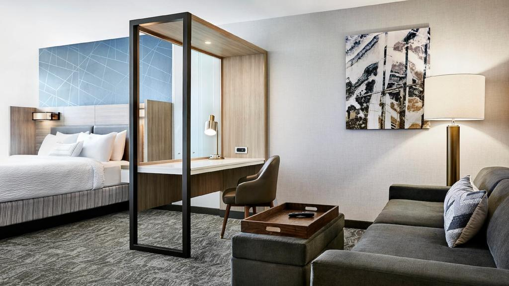 SpringHill Suites by Marriott Montgomery Downtown