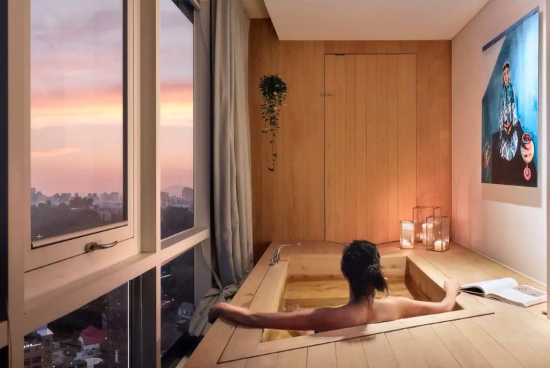 Design Penthouse with amazing view in Gangnam