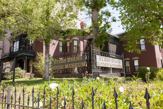 Center for Colorado Women's History