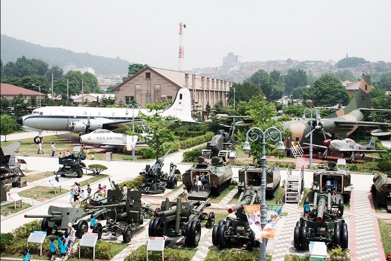 The War Museum of Korea