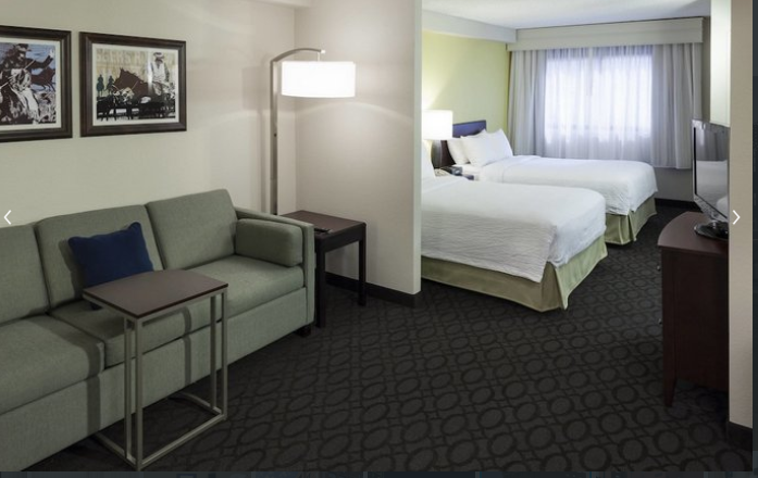 Springhill Suites Dallas